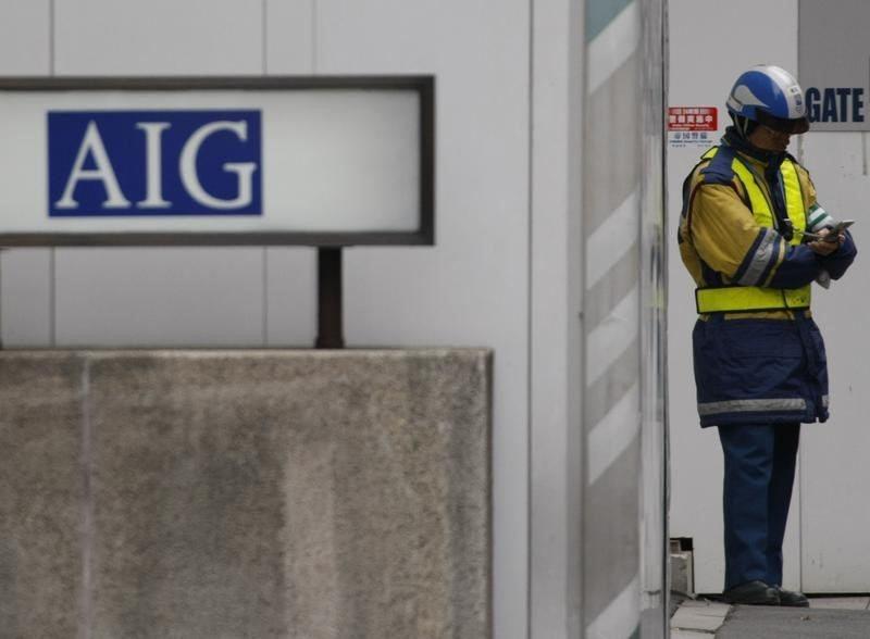 © Reuters. Can a 'numbers guy' with insurance DNA finally fix AIG?
