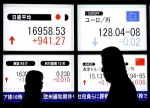 Japan stocks higher at close of trade; Nikkei 225 up 1.05%