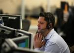 FTSE 100 falls after Fed minutes, deal talks lift NMC Health