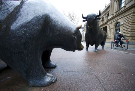 مؤشرات الأسهم في ألمانيا ارتفعت عند نهاية جلسة اليوم؛ داكس 30 صعد نحو 2.71%