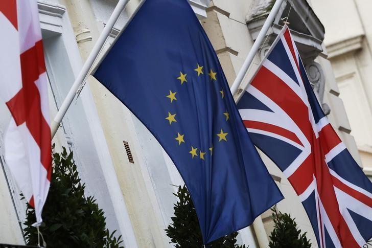 © Reuters.  Brexit, non c'è accordo, nessuna svolta, dice portavoce Commissione Ue