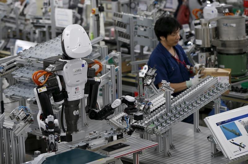 Aktivitas Manufaktur Jepang Oktober Turun Ditengah Meningkatnya Kasus Covid-19