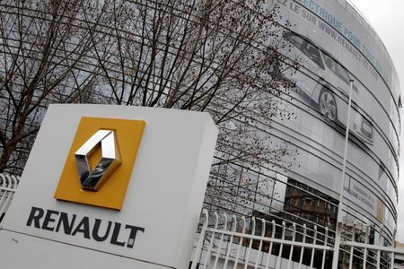Stocks - Europe to Edge Higher, Helped by Banks; Renault Drags