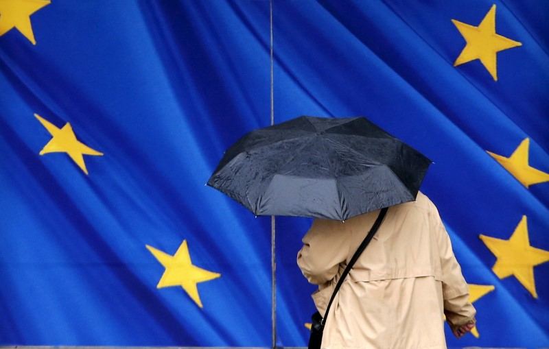 © Reuters.  Euro Zone Economy Starts Q3 On Softer Footing: PMI