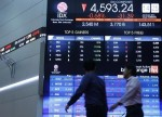 Indonesia stocks higher at close of trade; IDX Composite Index up 0.54%