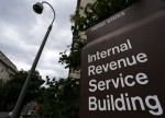 Senate panel narrowly approves Trump IRS nominee