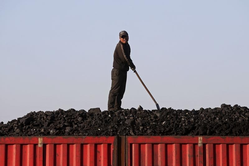 China July coal imports highest in years as heatwave fuels demand