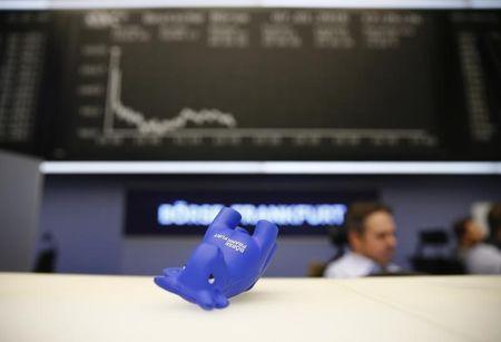مؤشرات الأسهم في ألمانيا ارتفعت عند نهاية جلسة اليوم؛ داكس 30 صعد نحو 0.91%