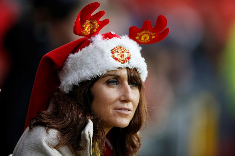 Manchester United Jumps After Joining New JP Morgan-Sponsored League
