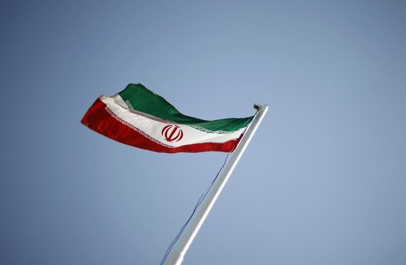 © Reuters.  Iranian-American dual national, wife sentenced to 27, 16 years in jail