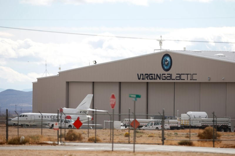 StockBeat: Virgin Galactic Takes off; Analyst Talks Up Hypersonic Plans By Investing.com