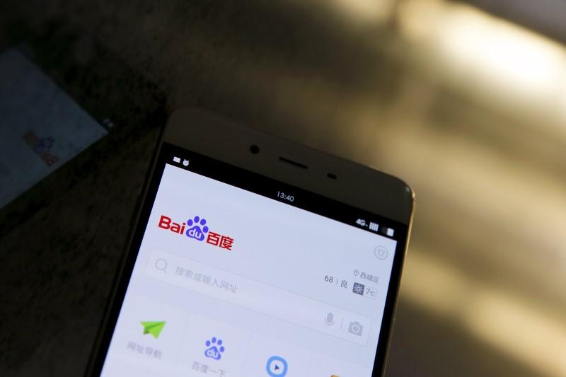 Baidu zieht in China eine ziemlich deutsche Elektroautomarke hoch – da