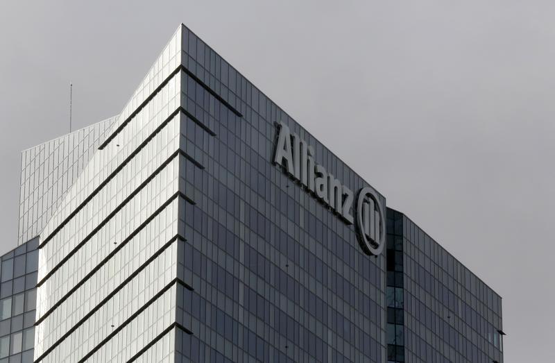 Allianz sammelt 860 Mio Euro für ersten Infrastruktur-Fonds ein Von Re