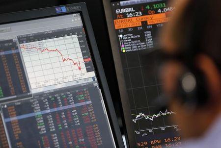 BOLSA EUA-S&P 500 e Dow voltam a bater recordes com ações de seguradoras de saúde e financeiras
