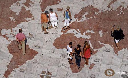 ग्लोबल मार्केट - ग्लोबल शेयर साइनो-यू.एस. के लिए आशा के अनुरूप टिकते हैं