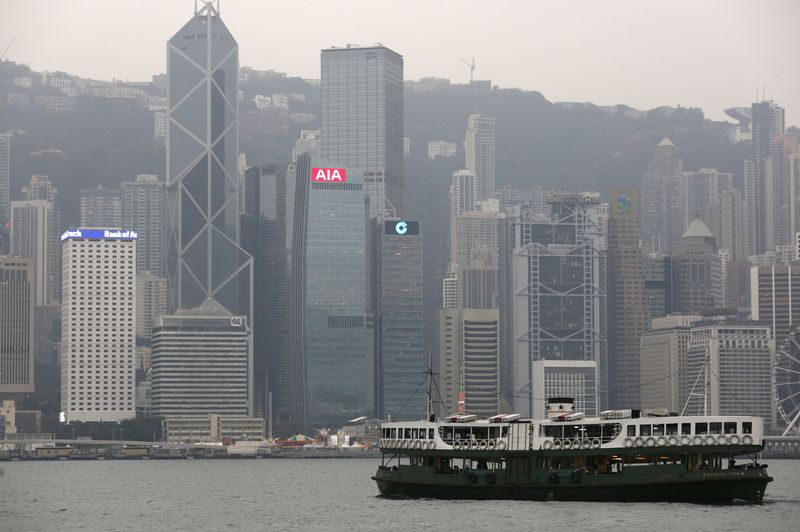 Here's How Hong Kong's Unrest Is Hitting the Economy: Tracker By Bloom