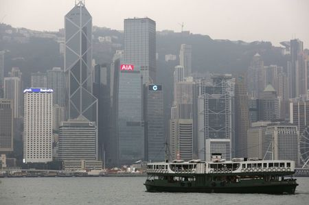 Here's How Hong Kong's Unrest Is Hitting the Economy: Tracker