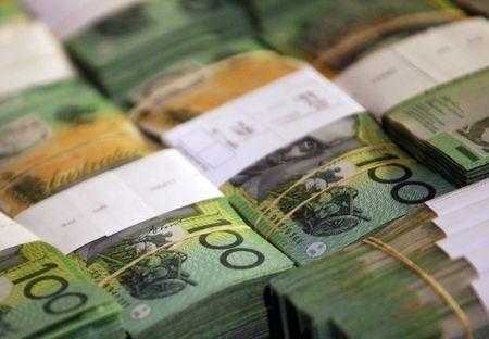 ฟอเร็กซ์ - ดอลลาร์ออสเตรเลียอ่อนค่าหลังรายงานตัวเลขว่างงาน เงินเยนแข็งค่า