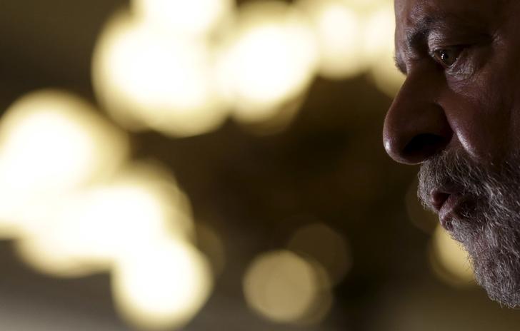 © Reuters.  Por unanimidade, TRF-4 mantém condenação de Lula e aumenta pena do petista