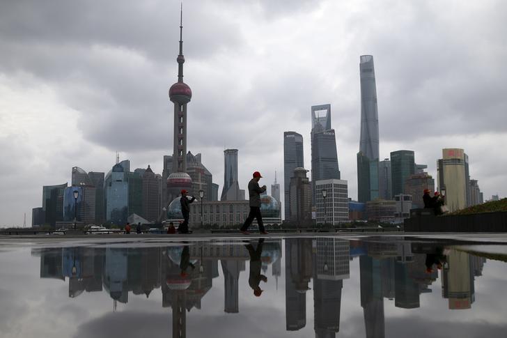 상하이증시, 1분기 GDP 발표…전년대비 18.5% 상승 전망