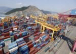 South Korea Early Trade Data Show Easing Export Drop in June