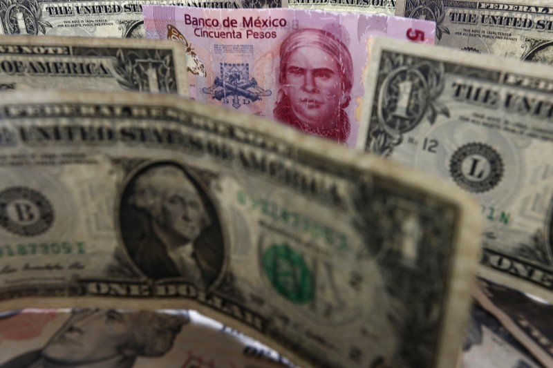 Mexico annual inflation ticks up in May, still below central bank target