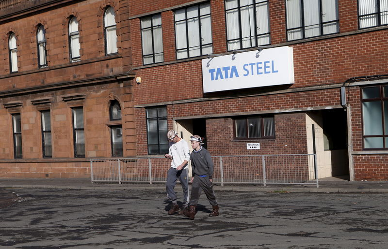 BRIEF-Thyssenkrupp Confident On Tata Steel JV Despite Brussels' Doubts