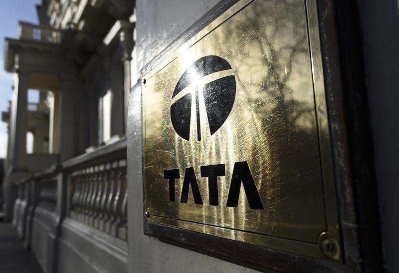 © Reuters.  BRIEF-India's Tata Motors Sept qtr consol profit nearly triples