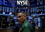 Stocks - Dow Shakes Off Slide in Energy as IBM, United Tech Jump