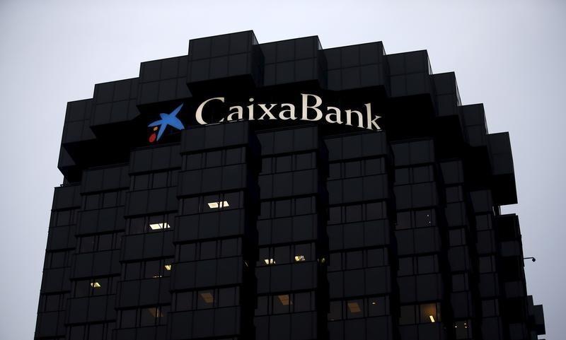 © Reuters.  La productividad por la revolución tecnológica se desacelera, según Caixabank
