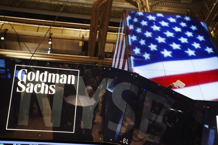 © Reuters. Goldman Says U.S. Stocks Still Reign Supreme