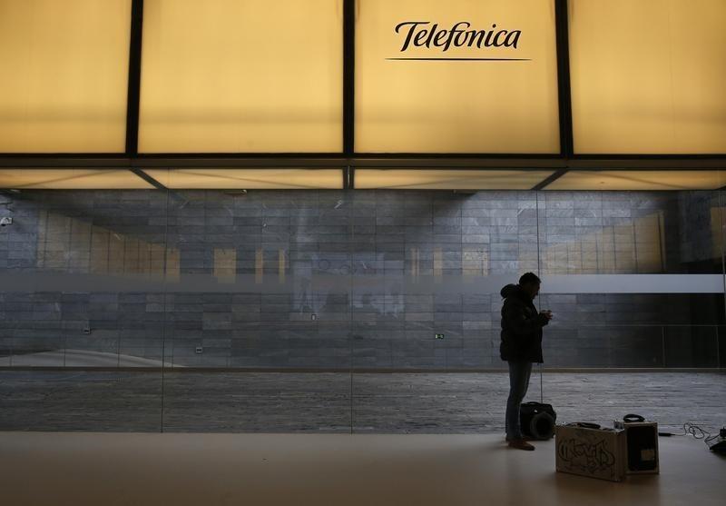 Telefonica Deutschland hält an Huawei als 5G-Partner fest Von Reuters