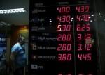 Cotizaciones de las monedas latinoamericanas frente al dólar