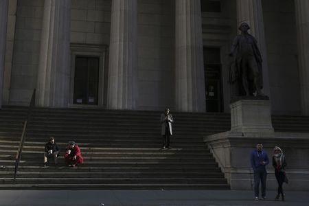 مؤشرات الأسهم في الولايات المتحدة تباينت عند نهاية جلسة اليوم؛ مؤشر داو جونز الصناعي تراجع نحو 0.36%