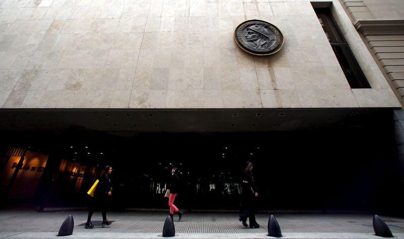 © Reuters.  Bolsa de Buenos Aires: Merval abre em alta de 1,01%