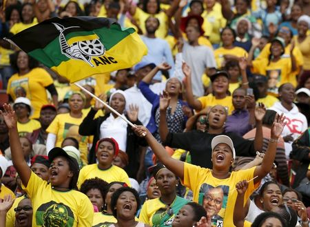 ANC elections manifesto launch confirms ANC 'has not changed', Maimane