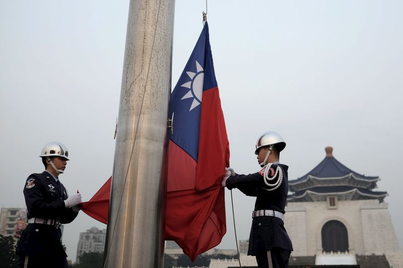 © Reuters.  RPT-Taiwan seeks to build soft power with retooled southbound policy