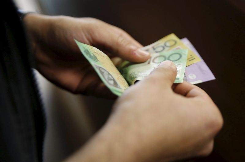Forex Bleak China Data Yanks Australian Dollar Yuan Lower