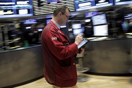 Stocks - Dow Dragged Down by Caterpillar, Nvidia
