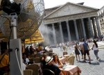 Italy hikes growth forecasts, deficit target ahead of election