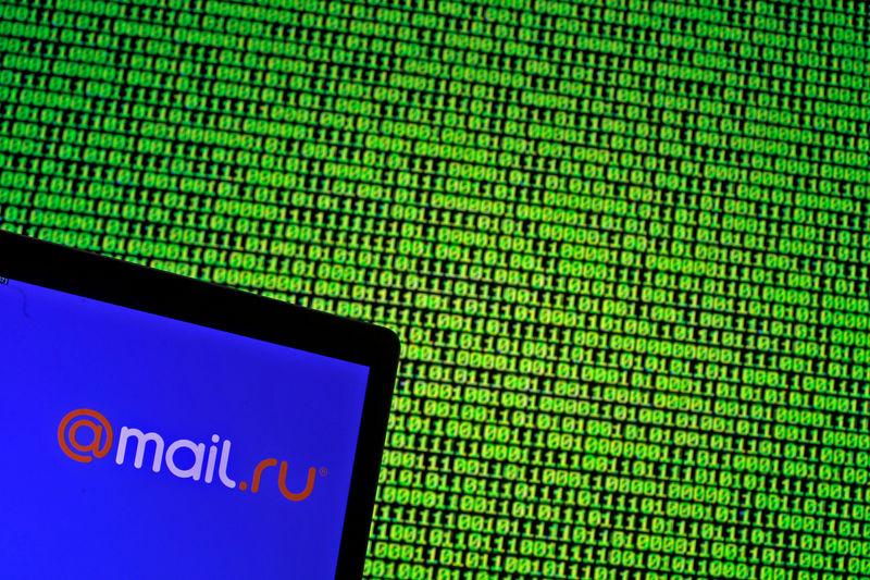 Mail.ru отчиталась о росте выручки на 21% за год