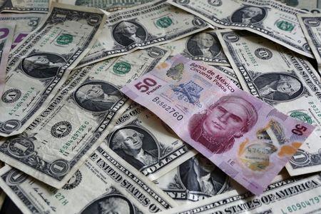 Bolsa mexicana y peso pierden en nuevo capítulo de guerra comercial China-EEUU