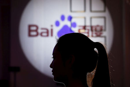 Chinese Tech Company Baidu Rises on Upgrade