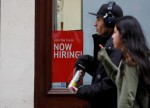 U.S. Job Creation Surges But Misses Consensus; Wage Inflation Flat