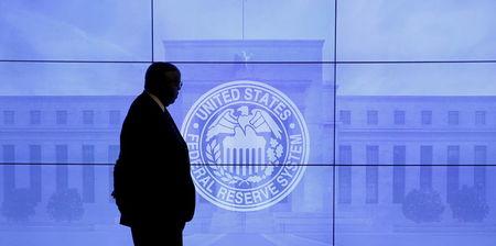 Risalah Fed Ungkap Bank Sentral AS Tak Buru-Buru Ubah Kebijakan