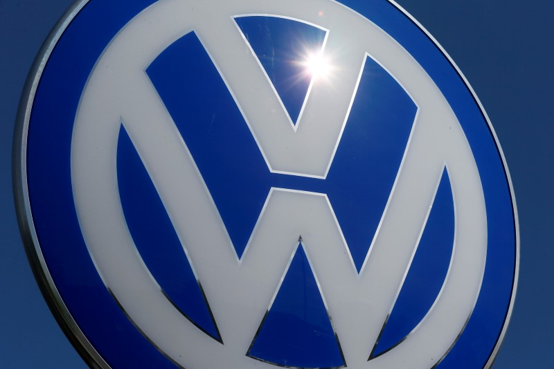 Volkswagen CEO says European battery plans could include JVs, IPOs By Reuters