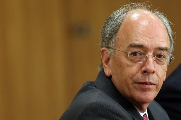 © Reuters.  BRF dispara mais de 8% com Pedro Parente cotado para presidir Conselho