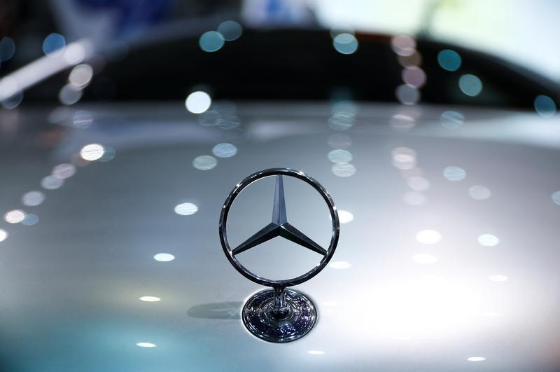 Mercedes sales boss confident will resolve semiconductor shortages By Reuters