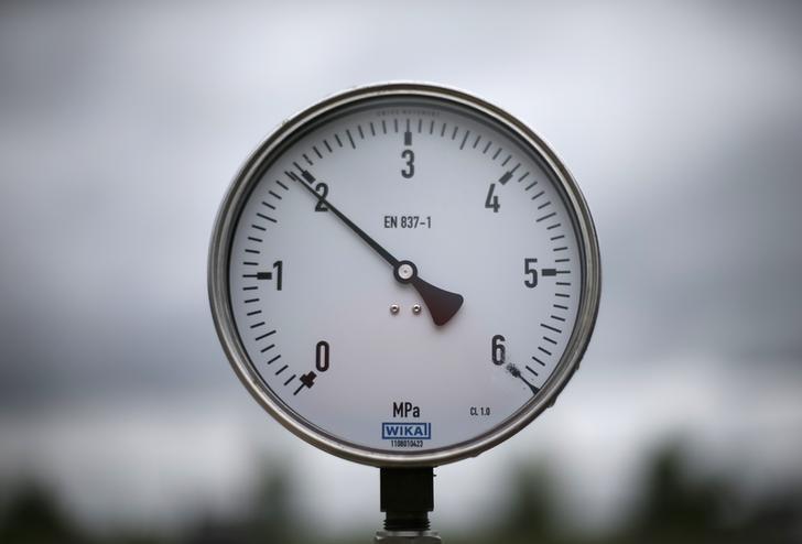 Futures gas alam lebih tinggi selama masa dagang Eropa