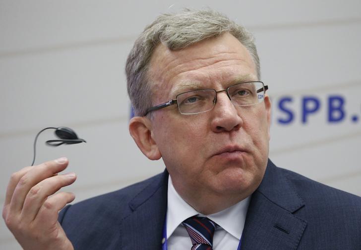 © Reuters.  Кудрин: Экономика России попала в